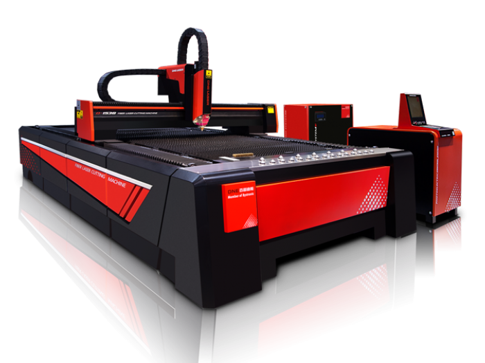 Medium-Power Fiber Laser Cutting