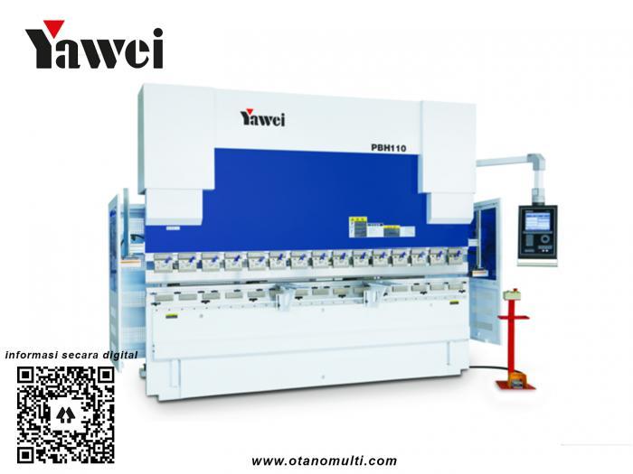 Yawei PBH Series CNC Press Brakes
