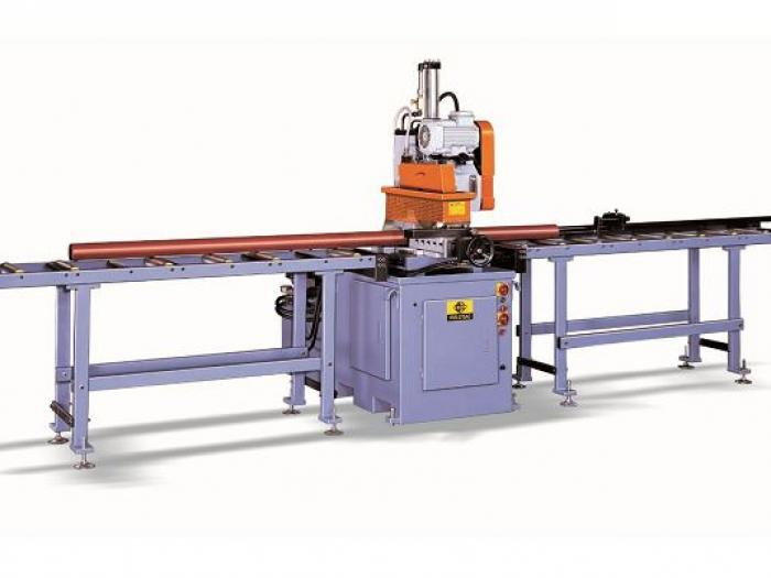 Soco's Steel Tube Cutting OD 125mm Air Lifting for Angle Cutting